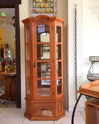 Modern corner stand designs/cabinets/wooden corner stands for sale in Nairobi Kenya/inbuilt corner stands for sale in Nairobi Kenya image 1