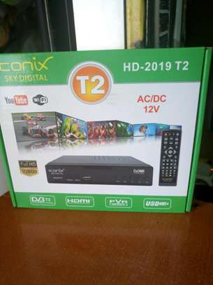 Iconix Digital Free to Air Decoder with You tube