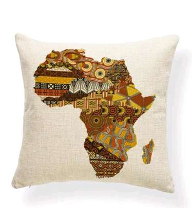 African themed cushion covers image 7