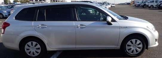 Toyota Fielder Hybrid image 1
