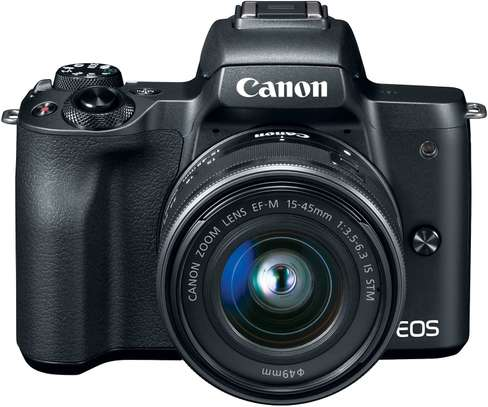 Canon EOS M50 Mirrorless Vlogging Camera Kit with EF-M 15-45mm lens image 4