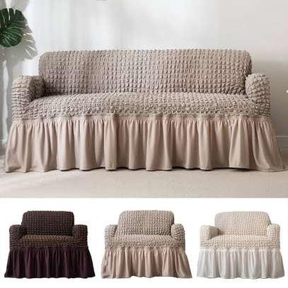 Turkish elastic loose sofa covers image 1