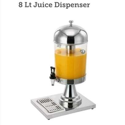 Juice dispenser/8litre juice dispenser/Acrylic juice dispenser image 1