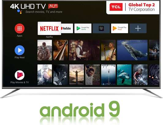 """TCL 43"""" FULL HD SMART WIFI GOOGLE ANDROID TV"""