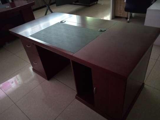1.6  Metre Executive office desk image 3