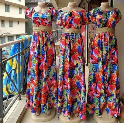 Ladies fashion dresses image 3