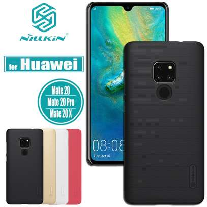 Nillkin Super Frosted Shield Matte cover case for Huawei Mate 20 Mate 20 Pro image 3