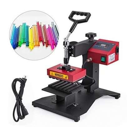 Pen Heat Press Machine image 1