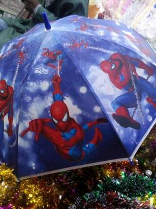 Character-themed umbrellas image 5