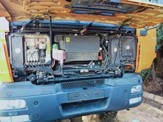 2017 Man Truck SX 43 KCV diesel 6900cc Like New image 2