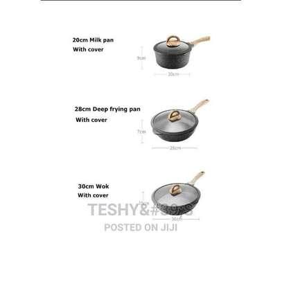 Quality Granite Cookware Set image 3
