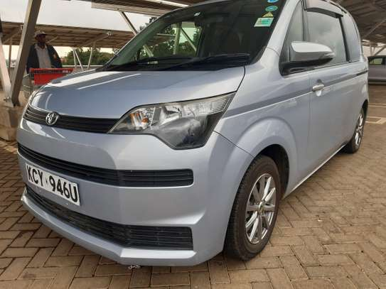 Toyota spade at just 750k