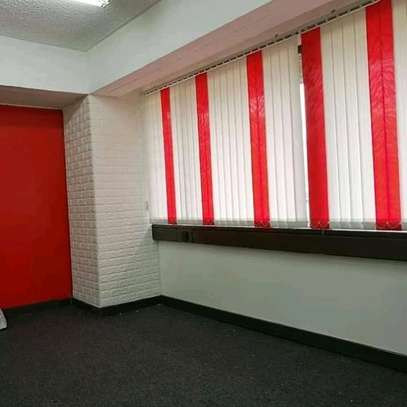OFFICE/HOME VERTICAL BLINDS image 6