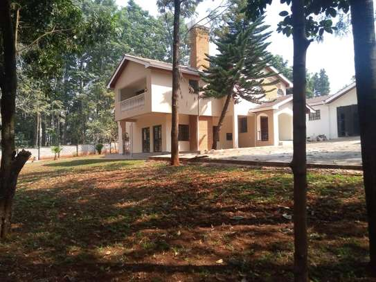 7 bedroom house for rent in Kitisuru image 1
