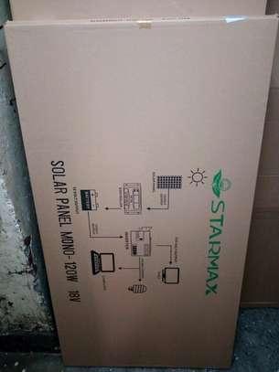 12V/150W STARMAX SOLAR PANEL image 1