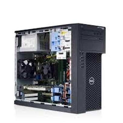 Dell Precision T1700 - MT - Core i7 4770 3.4 GHz - 16 GB - 1 TB - workstation image 2