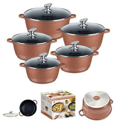 UK Quality Cooking Pots