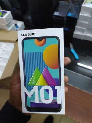 Samsung m01 image 1
