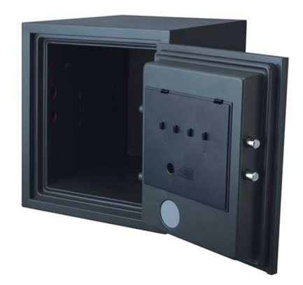 Yale YFM/420/FG2/B Fireproof Safe - Grey image 1