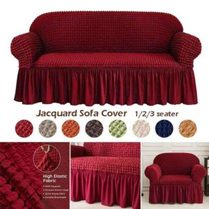 Quilted Sofa Cover Sofa image 4