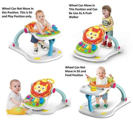 4 in 1 baby walker at 6500