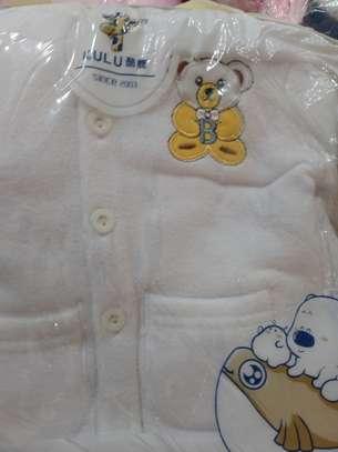 8pc baby fleece set image 2