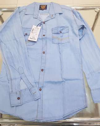 Superdry Demin Shirts