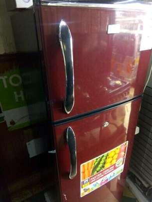Double door refrigerator image 1