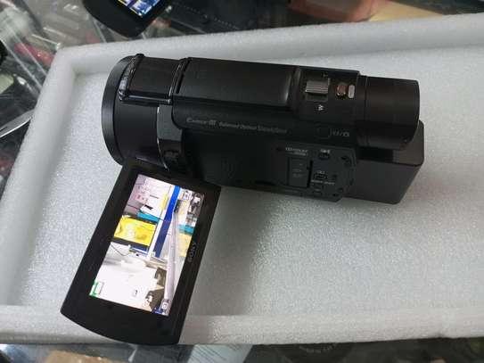 4K Panasonic HC VXF990 Camcorder image 3