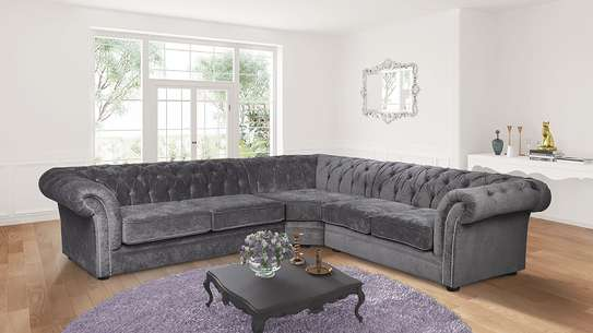 Madeline 3 Seater and 2 Seater Chesterfield Sofa Set