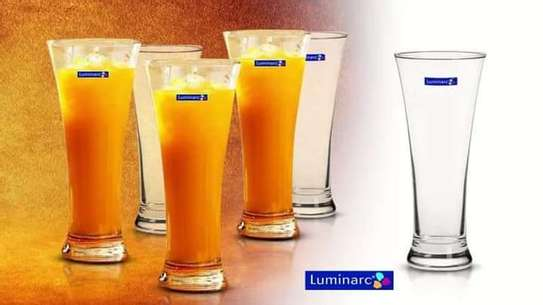 Luminarc martigues glass 33cl set of six