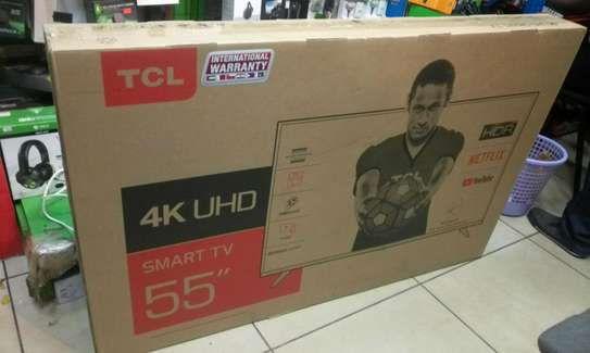 TCL 55 inch smart Tv