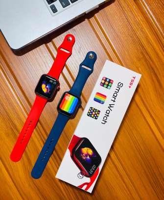 2021 Series 6 Newest T55+  Smartwatch Intelligent Reloj Waterproof Bluetooth Music Control Health Fitness Bracelet image 9