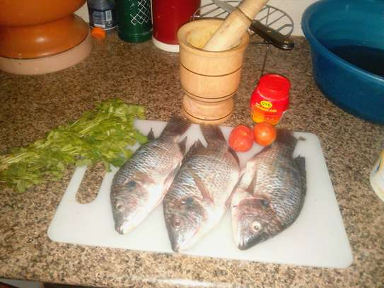 Fish (Tilapia)