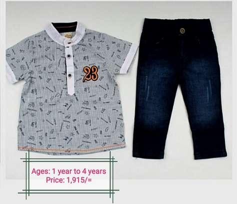 Baby clothing image 1