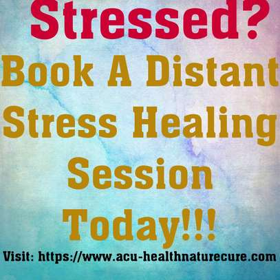 Chronic Anxiety and Stress?