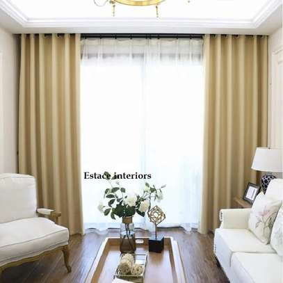 beautiful CURTAINS AND SHEERS BEST FOR YOUR  ROOM image 5