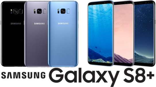 Samsung Galaxy S8 Plus 4gb ram 64gb rom