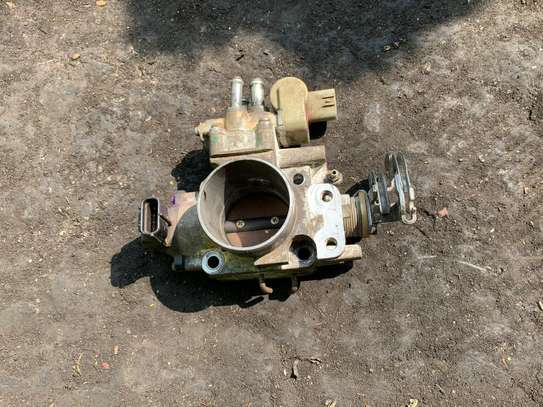 Throttle Body for 5A Toyota Engine image 2