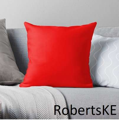 durable soft throw pillow image 1