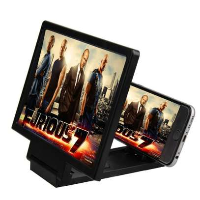 3D Enlarged Screen Mobile Phone image 1