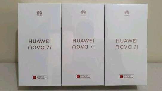 Huawei Nova 7i new 128gb 8gb ram 48mp camera- 1 year warranty image 1