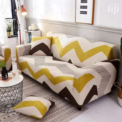7 Seater Sofa Cover 3,2,1,1 image 1