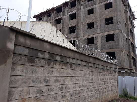 Razor wire Fencing image 1