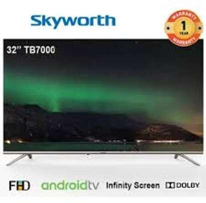 SKYWORTH 32 inch Android Smart TV Frameless image 1
