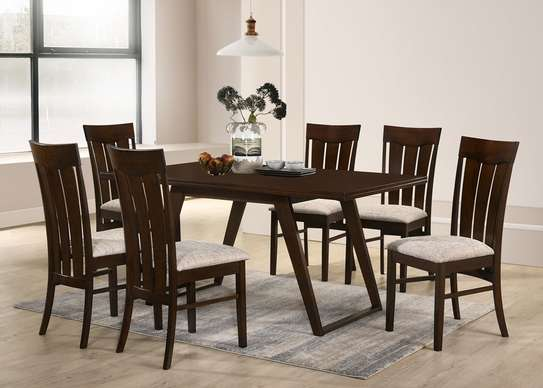 Milas 7Pc Dining Set