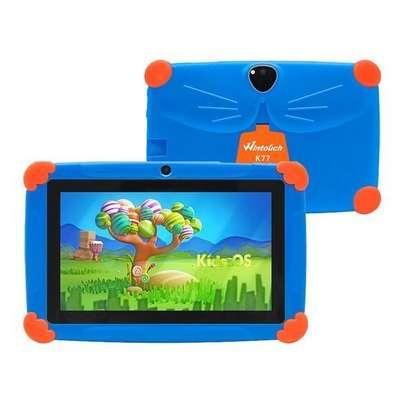 Wintouch K77 Tablet - 7 Inch, 4GB, 512MB RAM, WiFi - Blue image 1