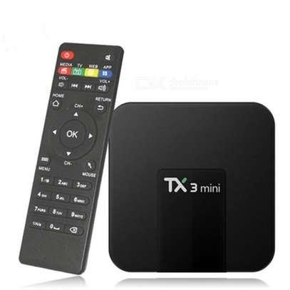 TX3 Mini Android TV Box 4K image 1