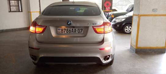 BMW X6 Congo registration freish import with all importation documents leather seat interior original paint almost new buy and drive 2.7 cc petrol