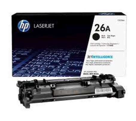 CF226A toner cartridge ksh 1600 colour black only 26A image 1